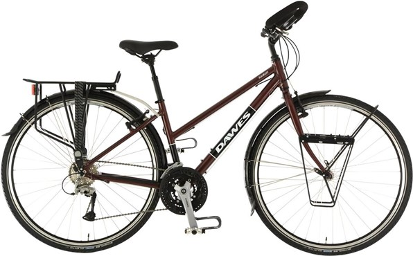 "Dawes Karakum Low Step Womens - Nearly New - 16"" 2019 - Touring Bike"