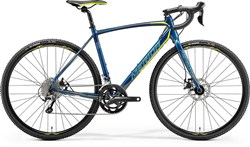 Merida Cyclo Cross 300 - Nearly New - L 2019 - Cyclocross Bike