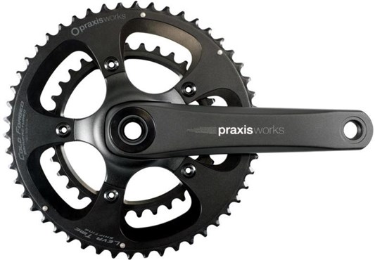 Praxis Alba Direct Mount Crankset