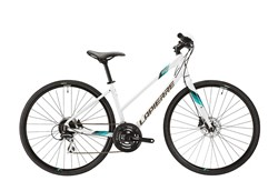 Product image for Lapierre Shaper 200 Disc Womens 2020 - Hybrid Sports Bike