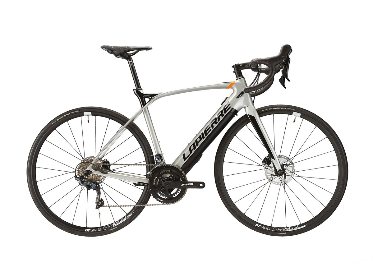 Lapierre E-Xelius SL 600 Disc 2020 - Electric Road Bike | City