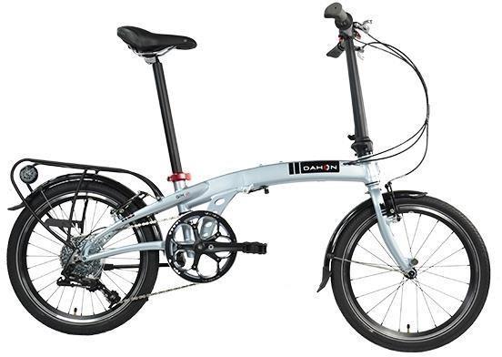 Dahon Qix D8 U 20w - Nearly New 2018 - Folding Bike | Folding
