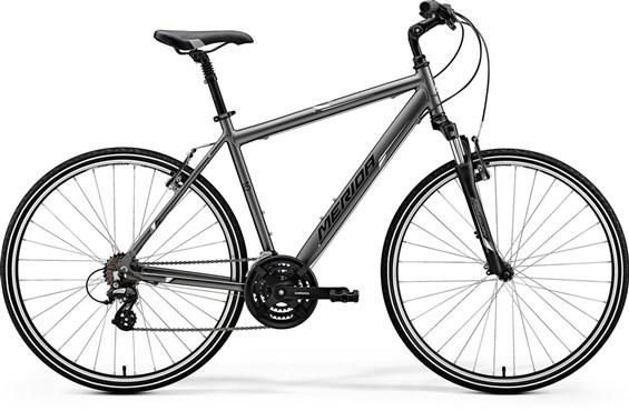 Merida Crossway 10-V - Nearly New - S 2018 - Hybrid Sports Bike