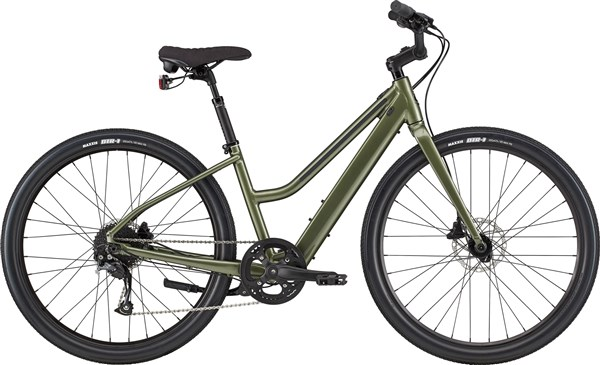 Cannondale Treadwell Neo Remixte Womens 2020 - Electric Hybrid Bike