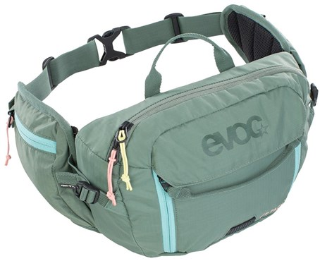 Evoc 3L + 1.5L Bladder Hydration Hip Pack
