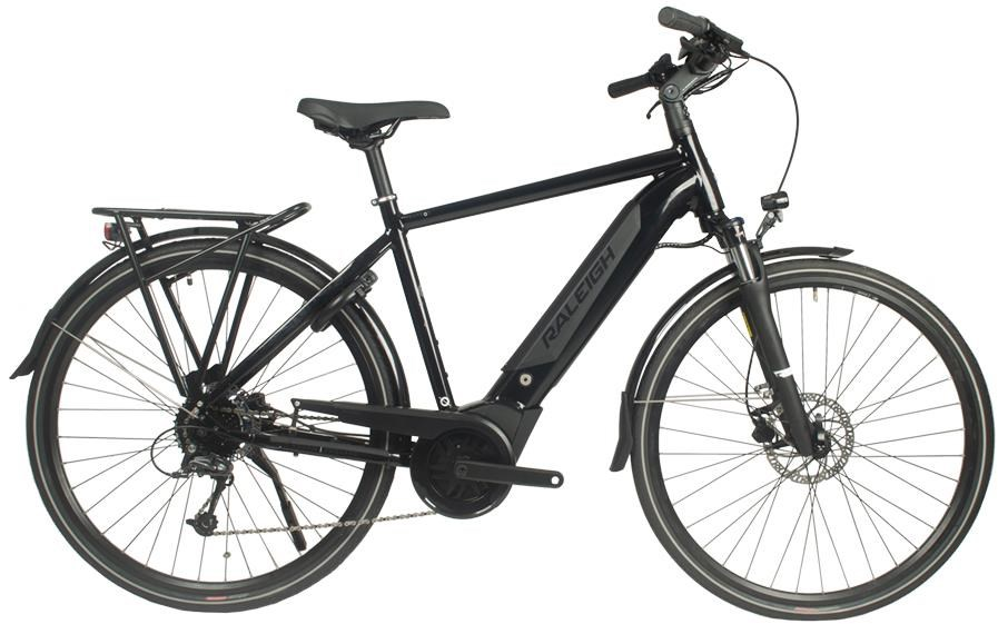 Raleigh Centros Crossbar 2020 - Electric Hybrid Bike | City