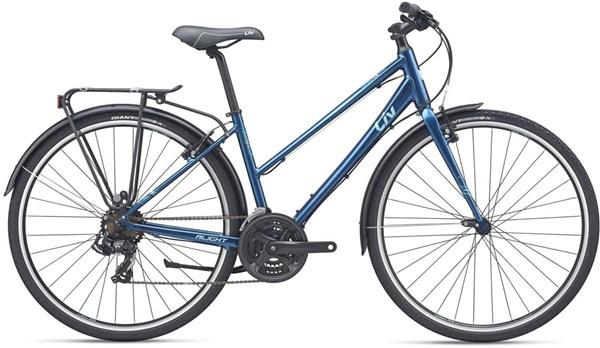 Liv Alight 3 City Womens - Nearly New - S 2019 - Hybrid Sports Bike