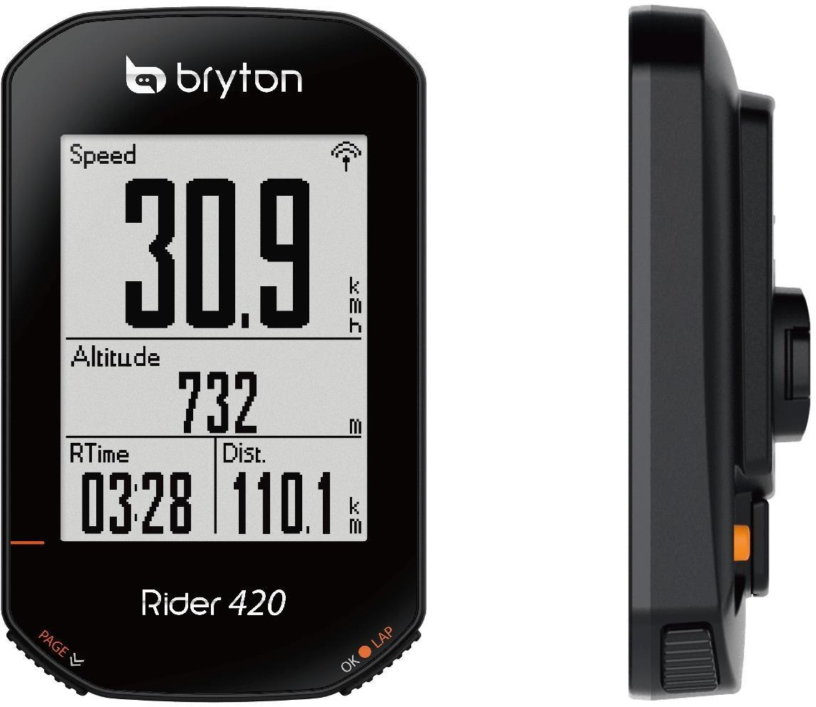 Bryton Rider 420E Cycle Computer | Cycle computers