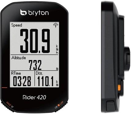 Bryton Rider 420E Cycle Computer