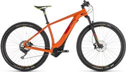 "Cube Reaction Hybrid SL 500 Kiox 29"" - Nearly New - 17"" 2019 - Electric Mountain Bike"