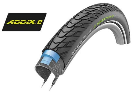 "Schwalbe Marathon EPlus Perf TS 27.5"" Tyres"