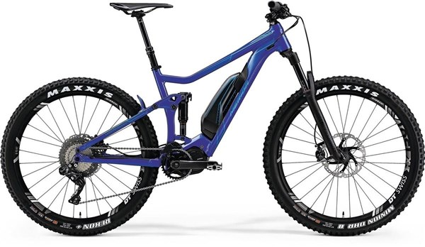 Merida eOne Twenty 900E 27.5+ - Nearly New - L 2019 - Electric Mountain Bike
