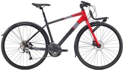 "Saracen Urban Studio 74 - Nearly New - 16"" 2018 - Hybrid Sports Bike"