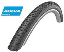 Schwalbe G-One Ultrabite Evolution Line Folding Gravel Tyre