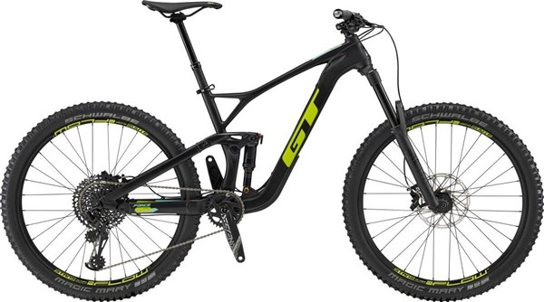 "GT Force Carbon Expert 27.5"" - Nearly New - L 2019 - Enduro Full Suspension MTB Bike"