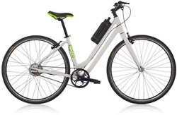"Gtech City Lowstep - Nearly New - 17"" 2020 - Electric Hybrid Bike"
