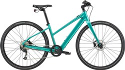 Product image for Cannondale Quick Neo 2 SL Remixte 2020 - Electric Hybrid Bike