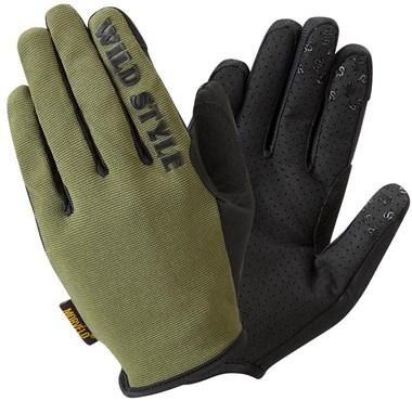 Morvelo Overland All Road Long Finger Gloves