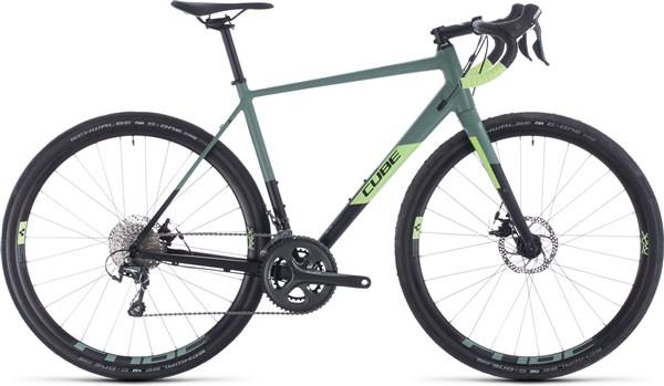 Cube Nuroad Pro 2020 - Gravel Bike