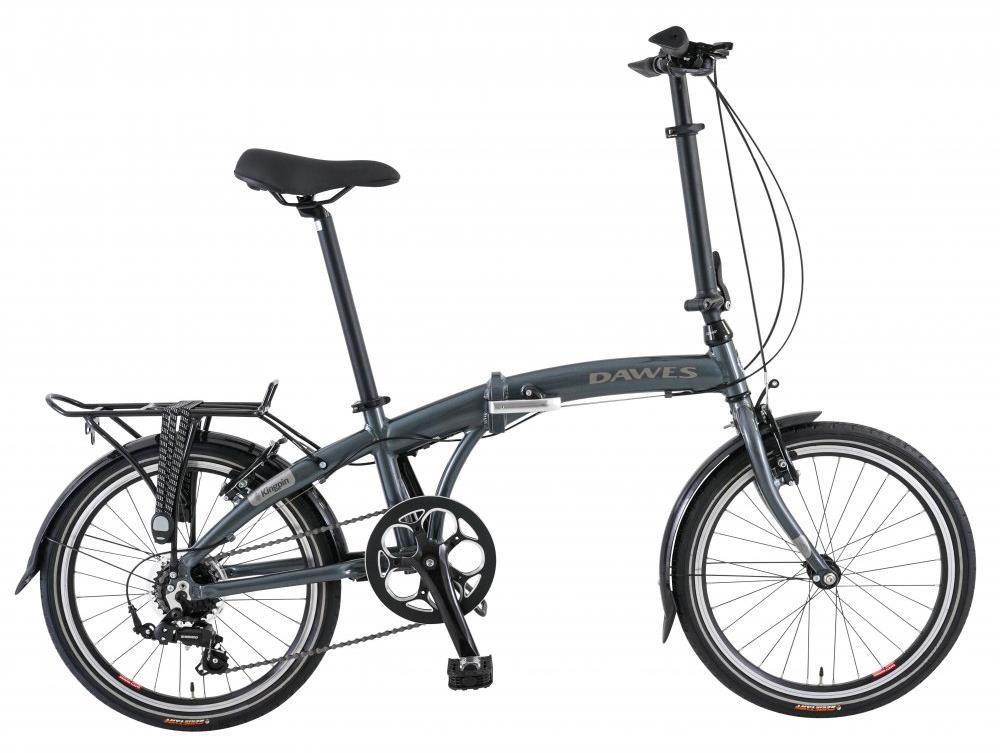 Dawes Kingpin 2020 - Folding Bike | Folding