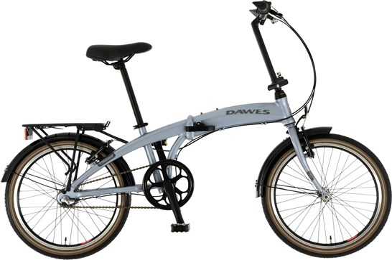 Dawes Diamond 2020 - Folding Bike