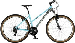 "Claud Butler Haste Low Step 27.5"" Womens Mountain Bike 2020 - Hardtail MTB"