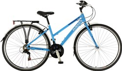 Dawes Discovery Trail EQ Low Step Womens 2020 - Hybrid Sports Bike
