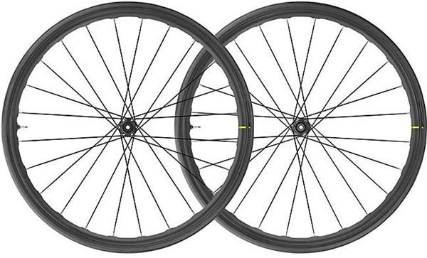 Mavic Ksyrium UST Disc Road Wheel Set