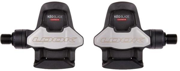 Look Keo Blade Carbon Composite Cromo Axle Pedals