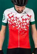 Endura Wales Short Sleeve Jersey - Tredz Exclusive