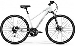 Merida Crossway 100 Womens 2019 - Hybrid Sports Bike