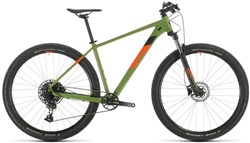 "Cube Analog 29"" - Nearly New - 14"" 2020 - Hardtail MTB Bike"