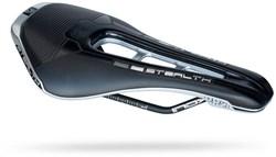 Pro Stealth Hollow Rail Saddle Chrome LTD