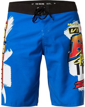 "Fox Clothing Castr 21"" Boardshorts"