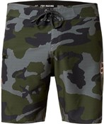"Product image for Fox Clothing Overhead Camo Stretch 18"" Boardshorts FHE"