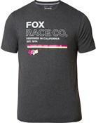 Product image for Fox Clothing Analog Short Sleeve Tech Tee