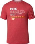 Fox Clothing Analog Short Sleeve Tech Tee
