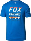 Fox Clothing Full Count Short Sleeve Premium Tee