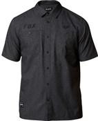 Fox Clothing Starter Short Sleeve Work Shirt