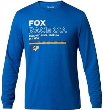 Fox Clothing Analog Long Sleeve Tech Tee