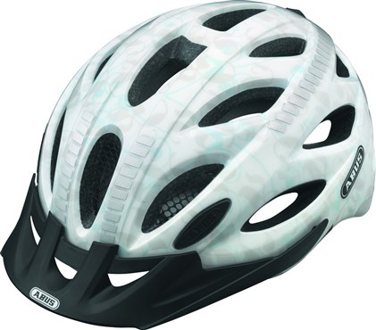 Abus Urban 1 Cycling Helmet With Rear Mounted LED Light