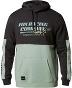 Fox Clothing Pit Stop Pullover Fleece Hoodie