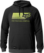 Fox Clothing Drifter Pullover Fleece Hoodie