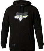 Fox Clothing Head Strike Pullover Fleece Hoodie