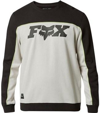 Fox Clothing Miller Crew Pullover Fleece