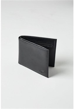 Fox Clothing Bifold Leather Wallet