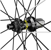 Product image for Mavic Comete Pro Carbon UST Disc Road Rear Wheel with Yksion Pro UST Tyre