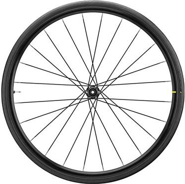 Mavic Aksium Elite Evo UST Disc Clincher Road Front Wheel