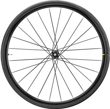 Mavic Aksium Elite Evo UST Disc Clincher Road Rear Wheel