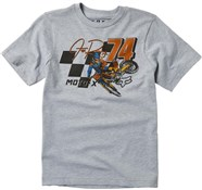 Product image for Fox Clothing Trackside Youth Short Sleeve Tee